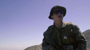 Marines first female infantry officer