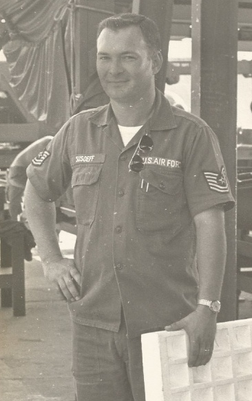 TSgt. Richard P. Susoeff served with the Da Nang Gunfighters, 366th TFW, 1971.