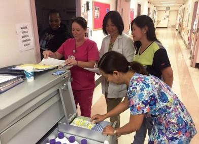 Nurses 3 -