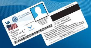 VA cards