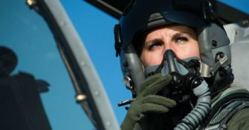 Woman Air Force Pilot