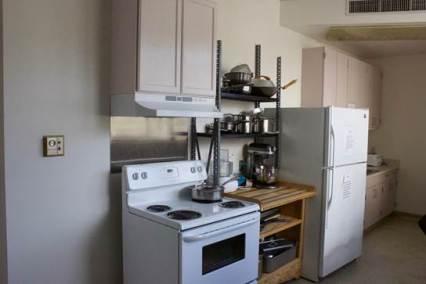 Kitchen in VHC-Yountville prior