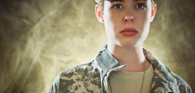 Women Veterans PTSD istock