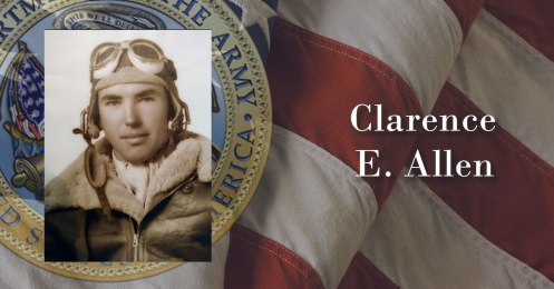 Local-Connection--Clarence-Allen--Army