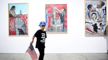 Veterans Art - LA Times