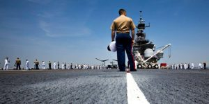 Navy Ship runway