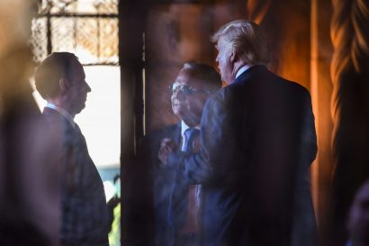 Trump and Ike Perlmutter