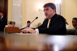 Veteran Affairs Secretary Robert Wilkie - USDVA