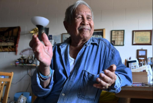 WWII filipino veteran