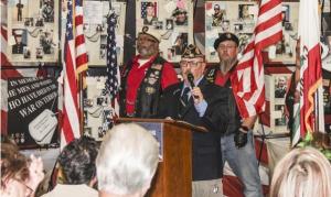 American Legion - Remembering Fallen fm Calif