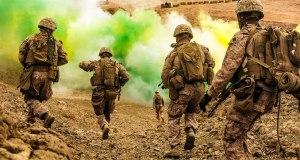 Marines field testing