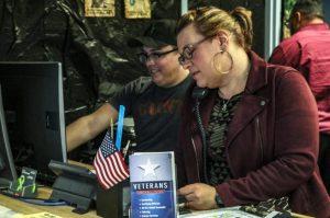 Veterans at ARC