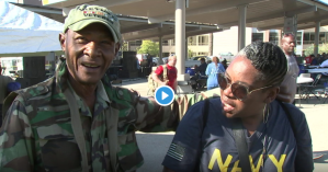 Veterans Stand Down in L.A.