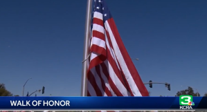 Walk of Honor Granite Bay