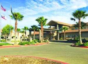 Fresno Home Entrance