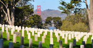 Presidio cemetery