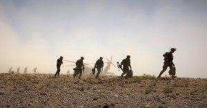 Three U.S. Troops