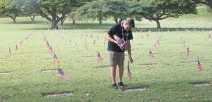 Preston Sharp visit to Hawaii