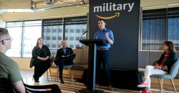 Amazon and Military