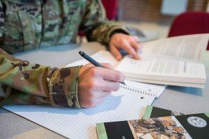 College for veterans