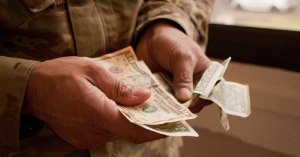 Money - Army Emergency relief