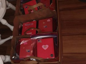 Valentines for livermore vets