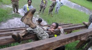 Woman Veteran overcomes obstalce