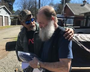 Sonoma County veterans help