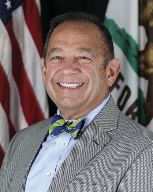 CalVet Secretary Vito Imbasciani MD