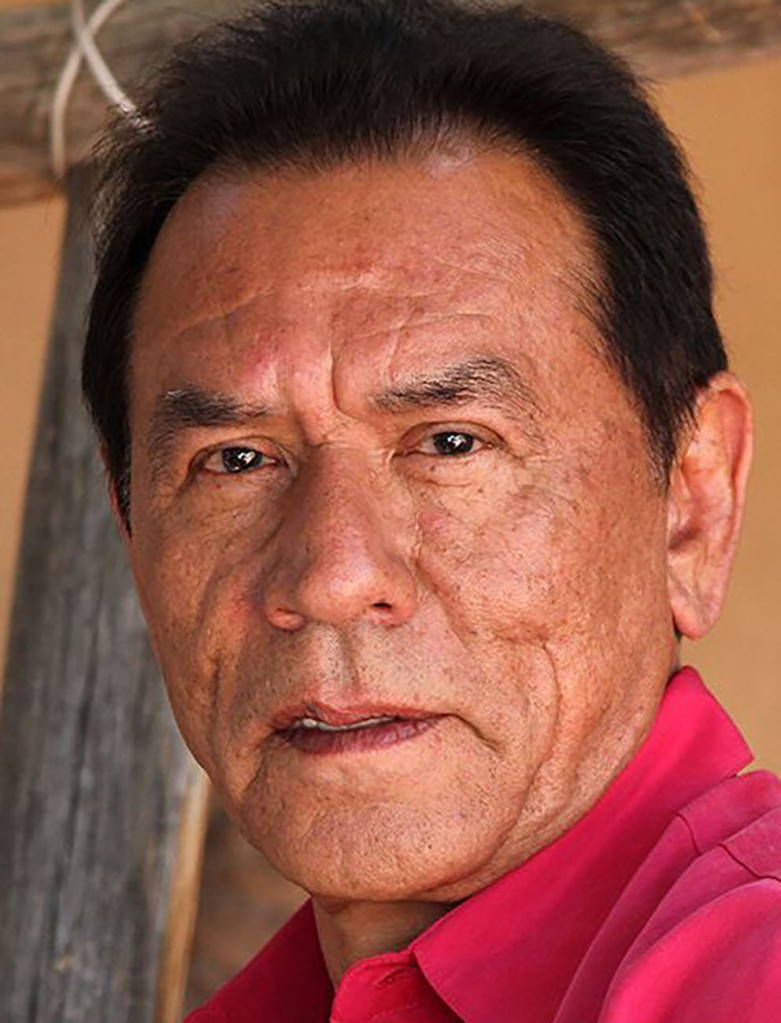 Wes Studi Jen Boyer photo