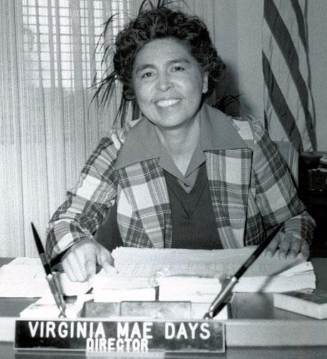 Virginia Mae Days