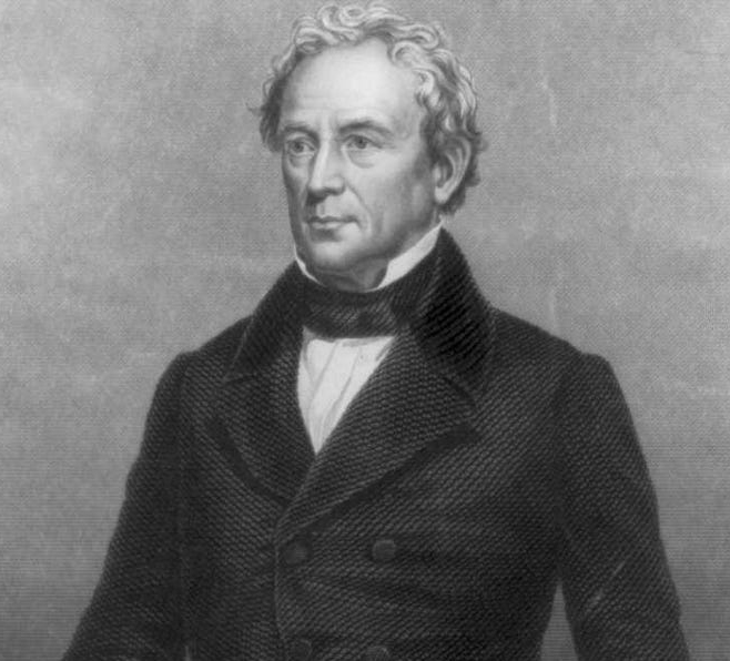 An illustration of orator Edward Everett.