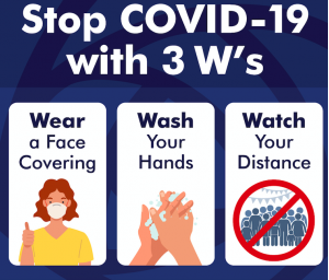 Getting the COVID vaccine is the way to end the pandemic.