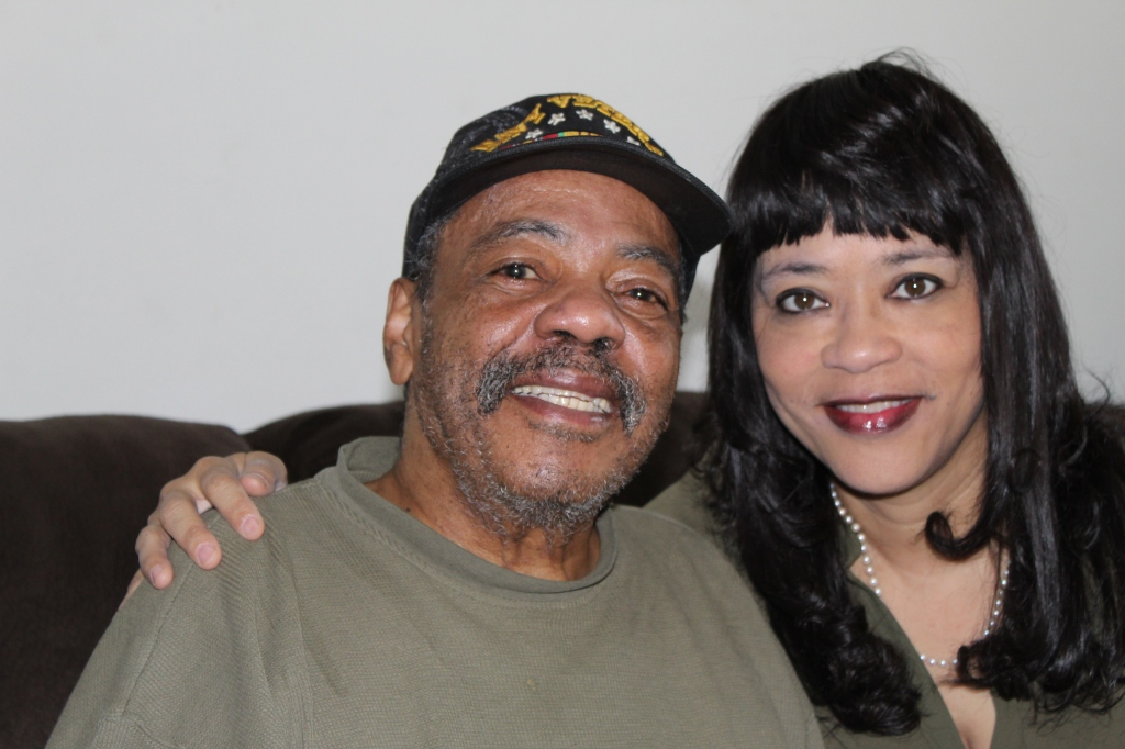 Navy veteran Phillip Willis and his wife Darlene Willis discuss racial discrimination during Black History Month.