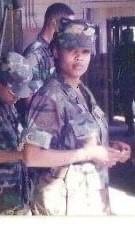 U.S. Army soldier.