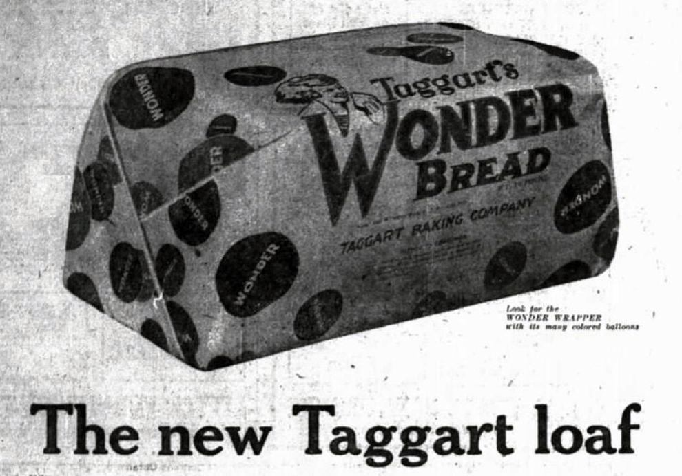 A loaf of Wonder Bread.