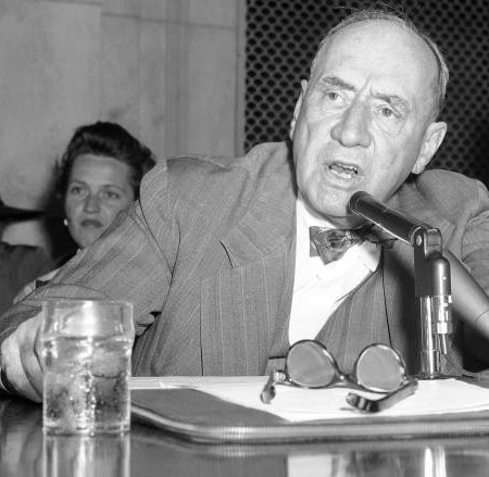 Lawyer Welch utters the words that humiliate McCarthy, leading to his demise.