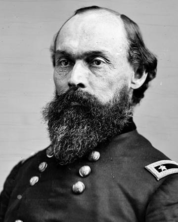 Formal portrait of Major General Gordon Granger.