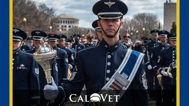Photo of the 562nd Air National Guard Band of the West